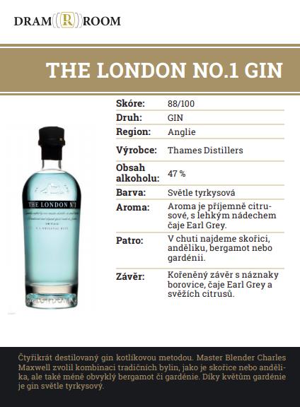 The London No. 1