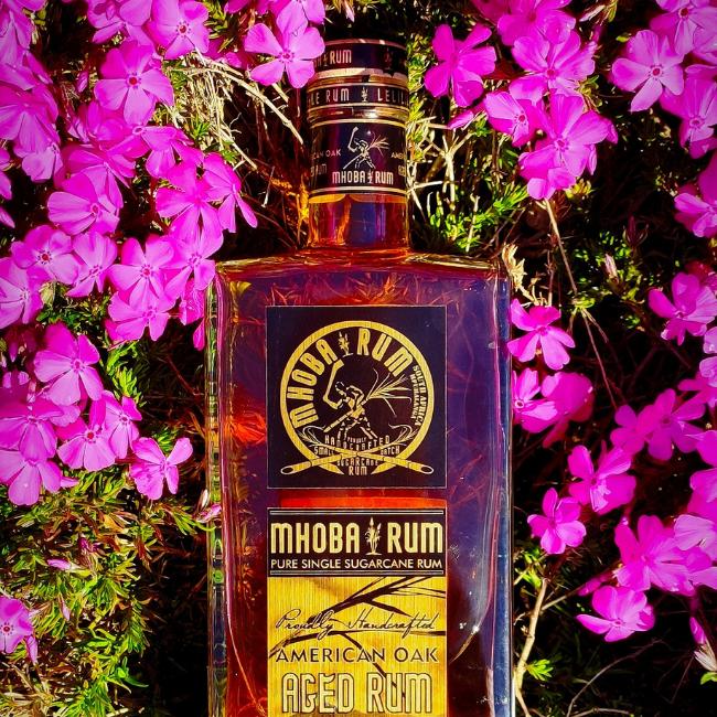 Recenze: MHOBA/1: Mhoba Rum American Oak Aged Rum