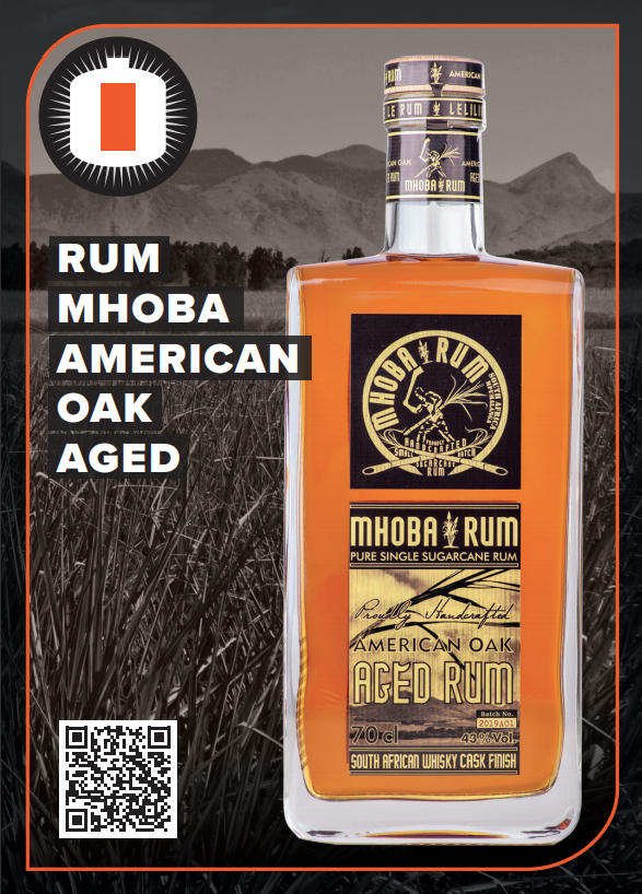 Mhoba American Oak Aged
