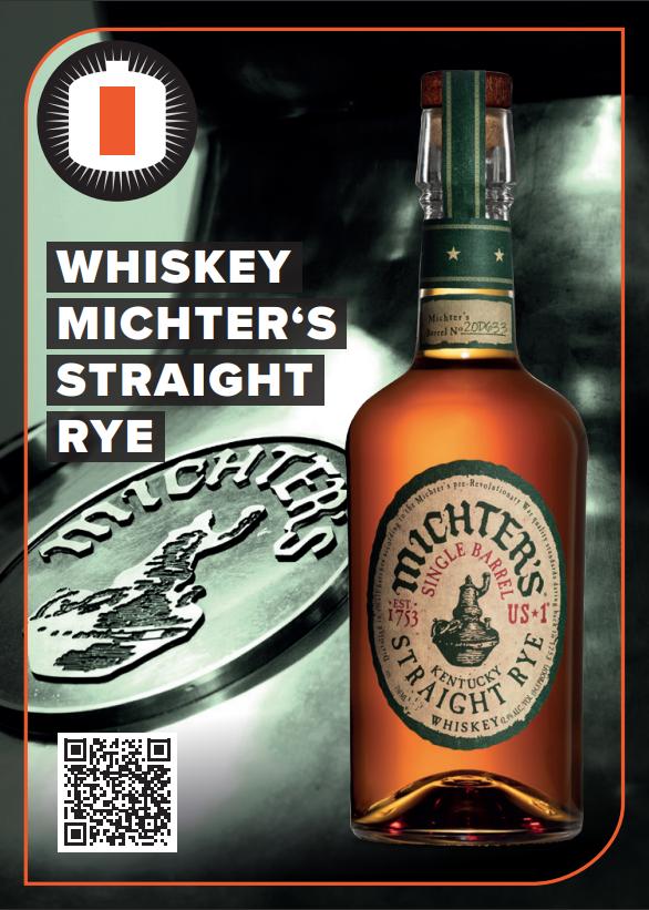 Michter's Straight Rye