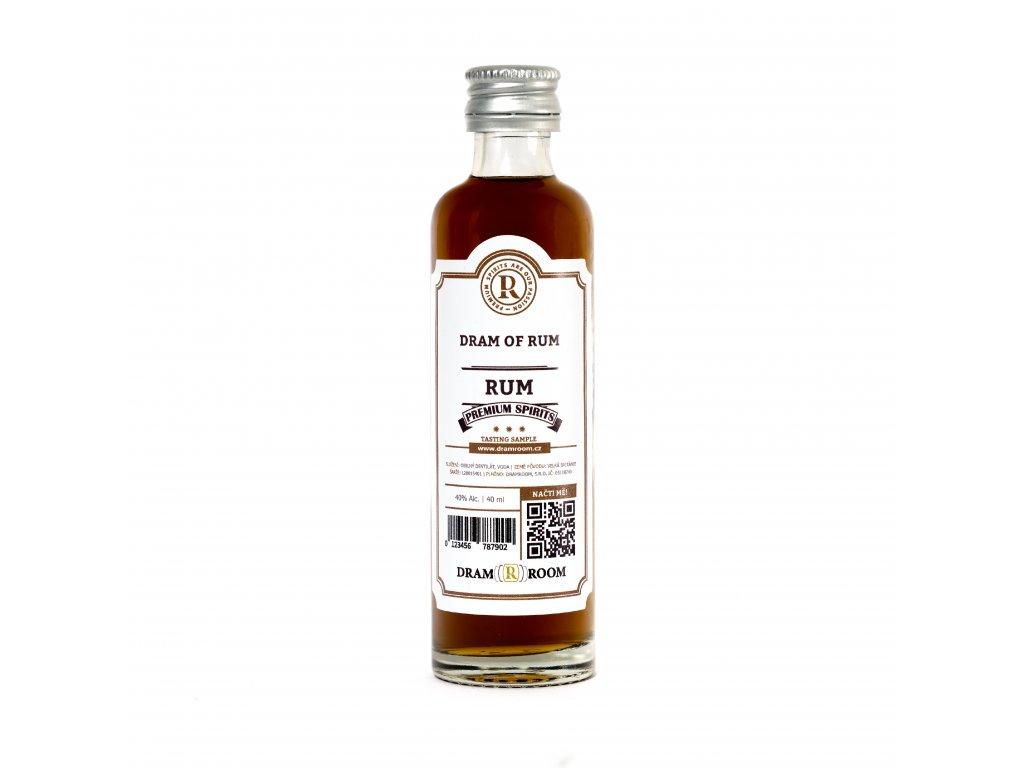 Cihuatán NIKTÉ Rum vzorek