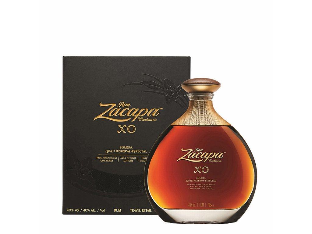 DramRoom rum Zacapa XO
