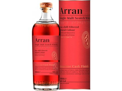 DramRoom whisky Arran AMARONE CASK FINISH