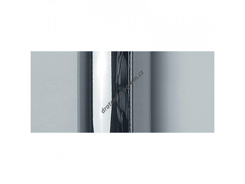 multifunkční sloup průměr 45x1500mm - chrom