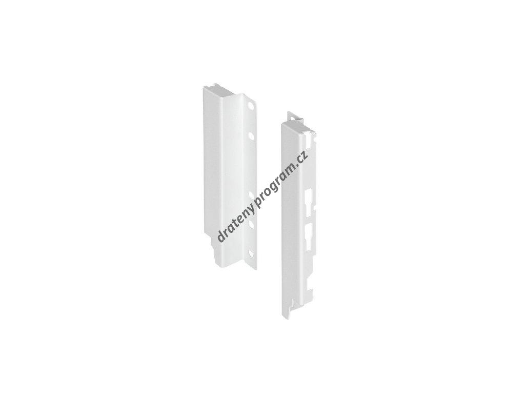 Držák zadního panelu ELEGANCE pro box se zvýšeným relingem - bílý