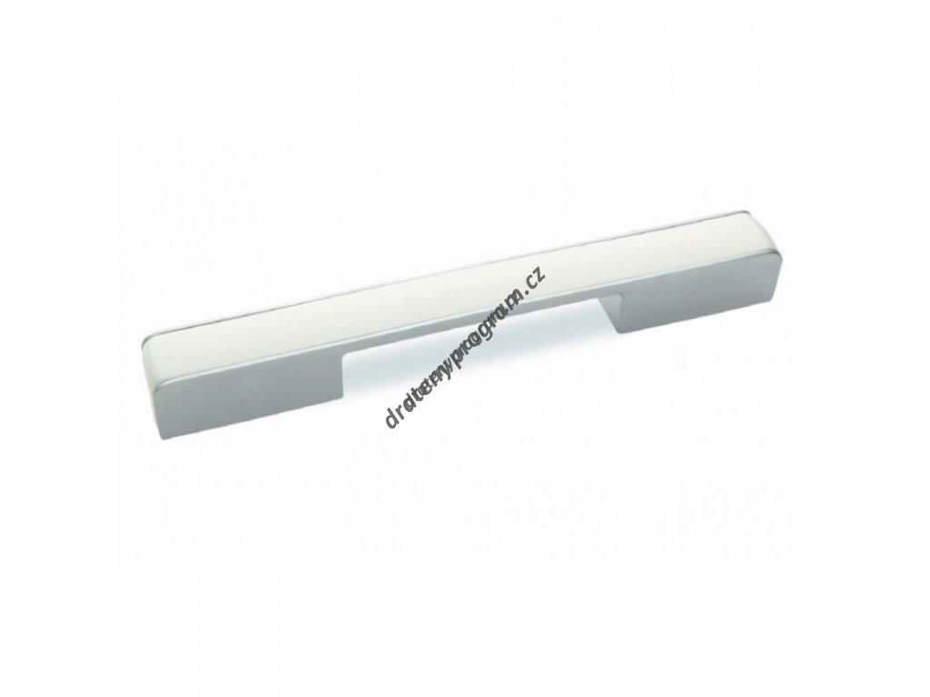 Úchytka CD3062 - 224mm, chrom bílá