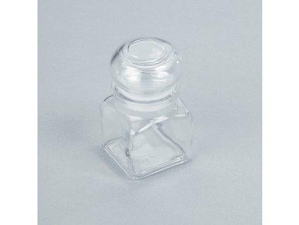 Kořenka skleněná velká - sada 6 ks - 150 ml