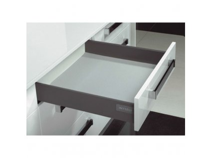 Výsuvný box ELEGANCE 400 - antracit