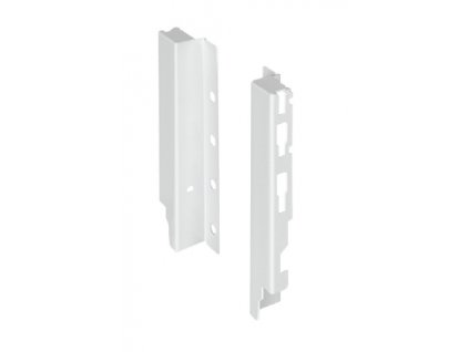 Držák zadního panelu ELEGANCE pro box s relingem - bílý