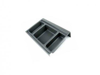 Rozdělovník ONDA 350 do zásuvky, 236x322x84 mm, plast, bílý