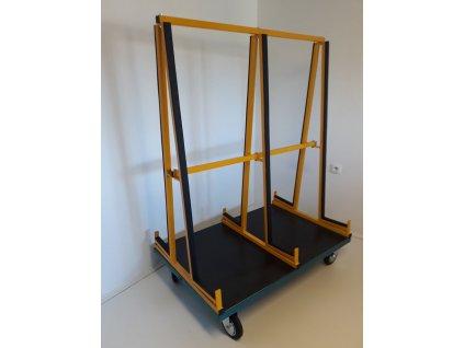 Vozík na plošný materiál 2