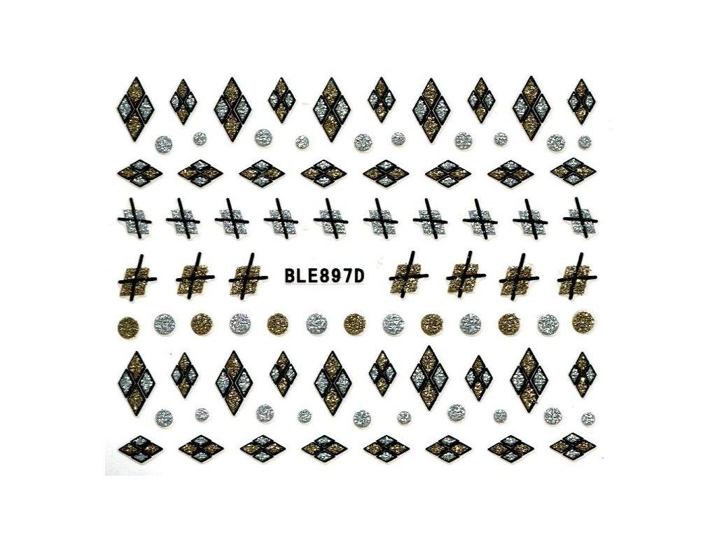 11312 nalepky xmas 3