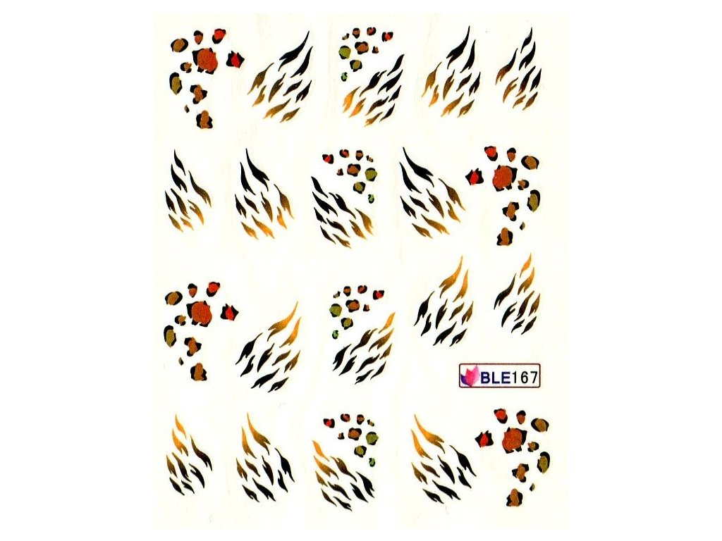 11435 nalepky flowerx 22