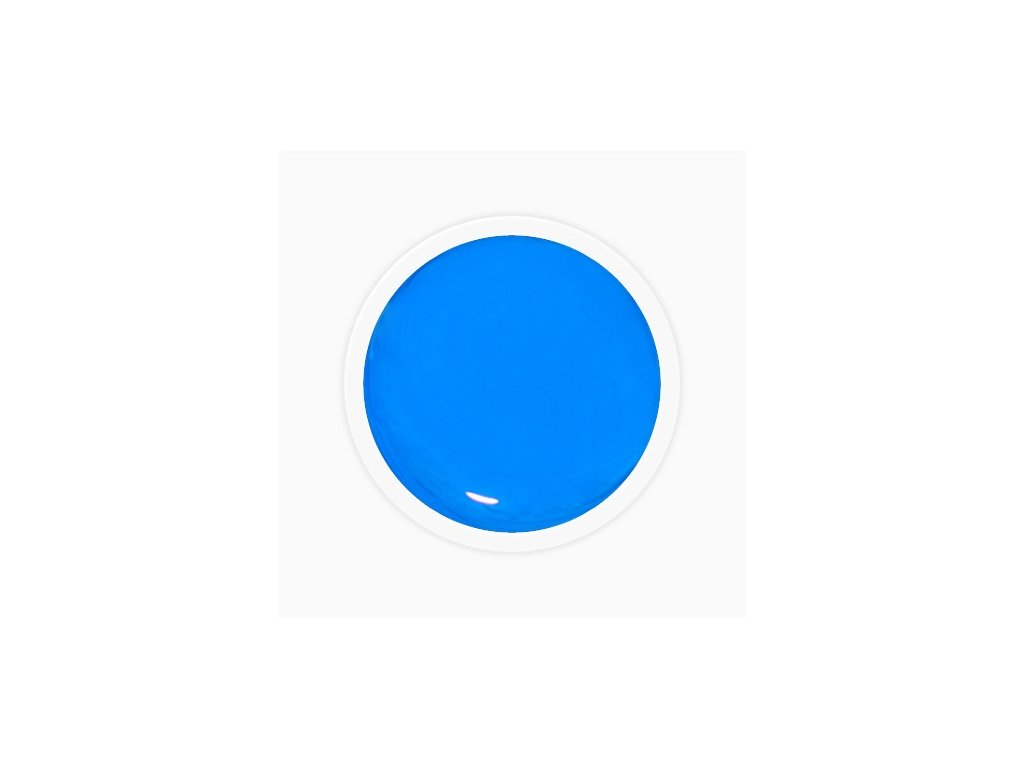 1169 farebny uv gel blue dreamnails 5ml