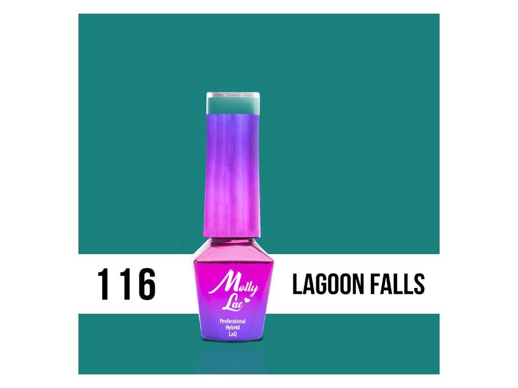 13055 1 gel lak molly lac welcome to ibiza curacao 5ml nr 116