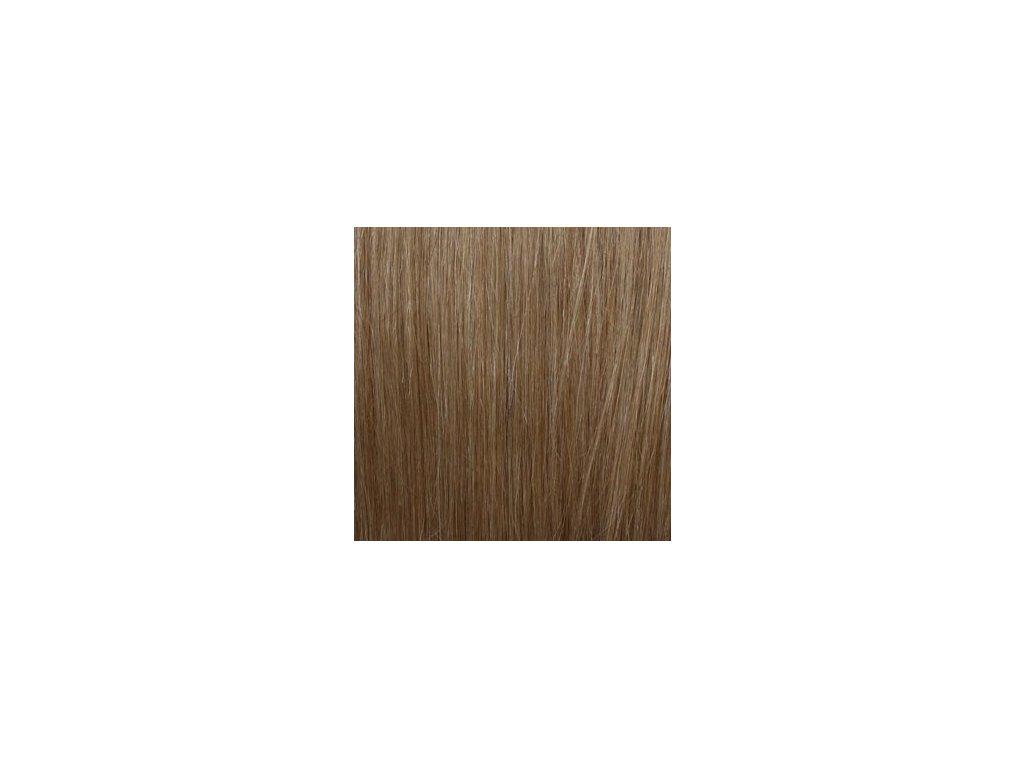 13280 exkluzivne clip in vlasy odtien 16 dlhe 50cm vaha vlasov 100g