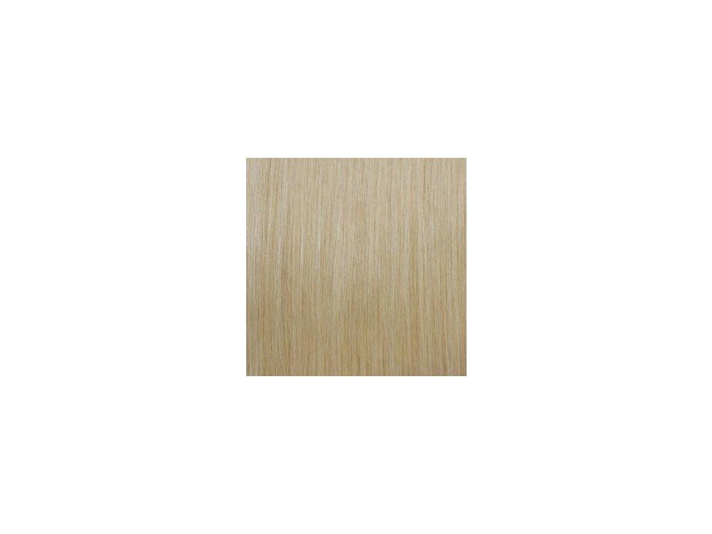 13676 remy vlasy keratin 22 tmava blond