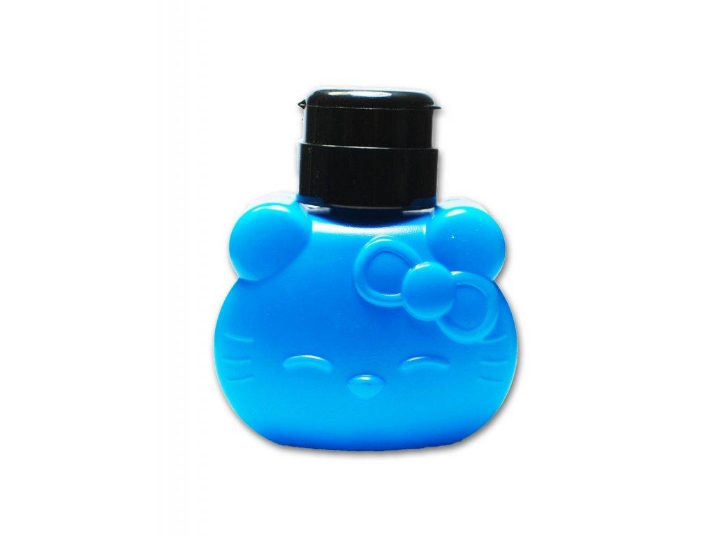 137 davkovac na tekute pripravky hello kitty blue