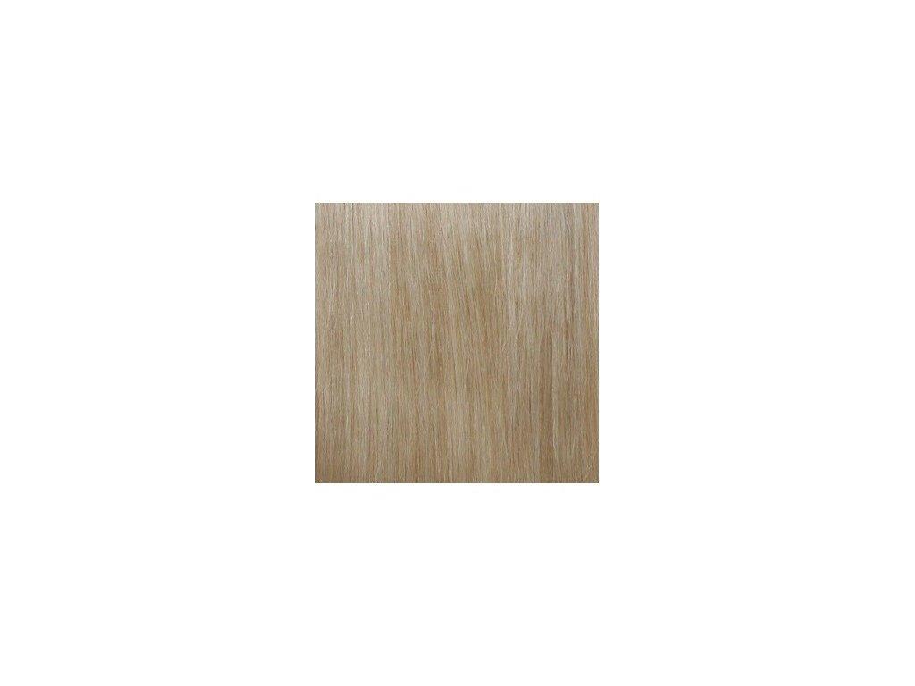 13760 micro loop remy vlasy 60cm farba 613