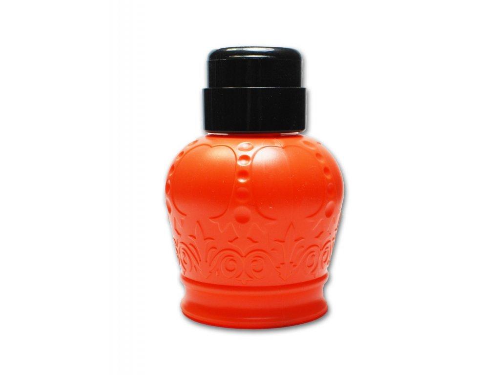 152 davkovac na tekute pripravky orange