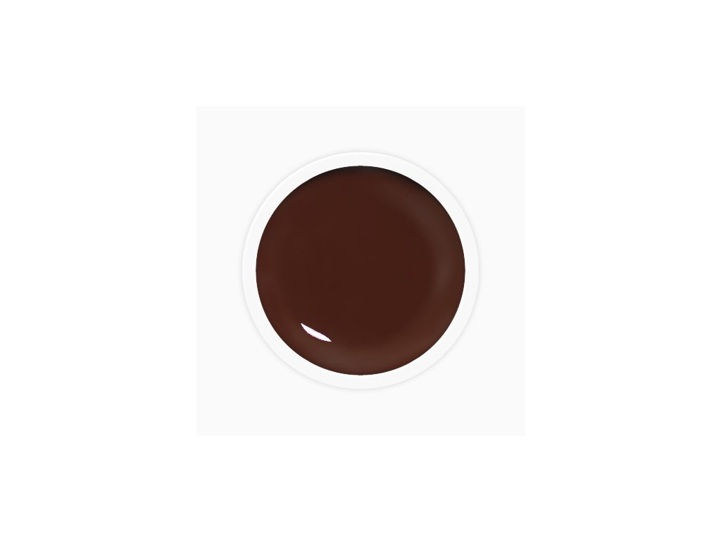 1628 dark chocolate uv gel dreamnails 5ml