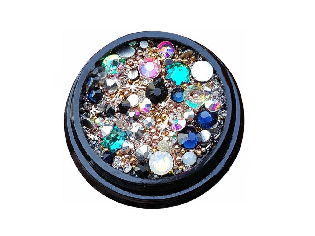 2987 luxusne ozdoby na nail art mix c 10