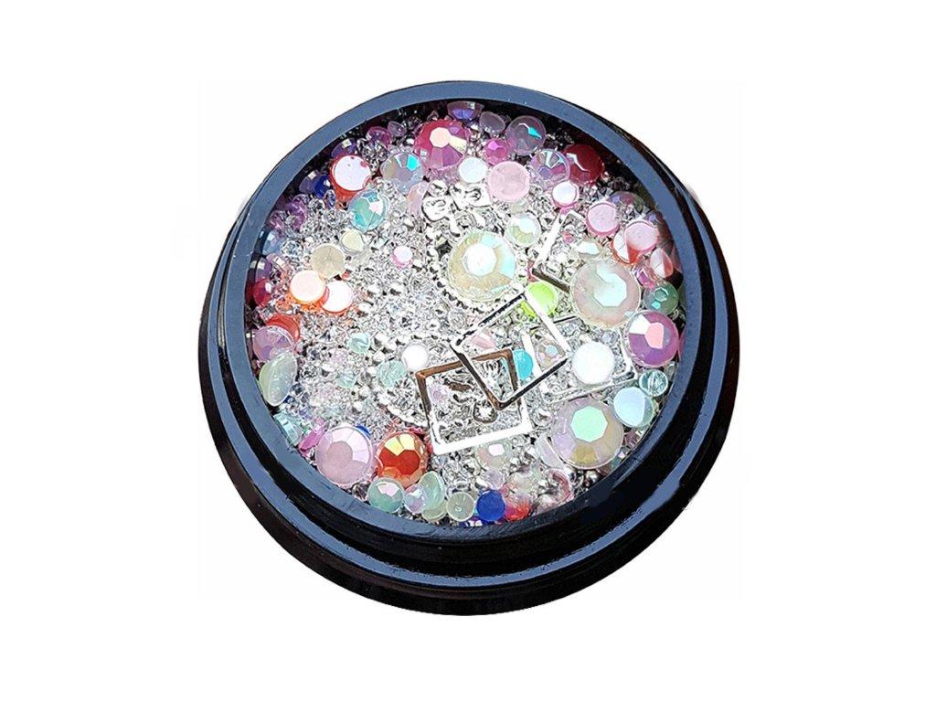 2990 luxusne ozdoby na nail art mix c 6