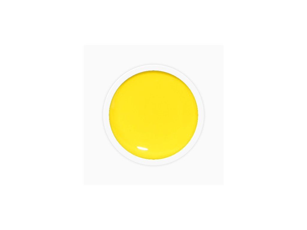 350 yellow uv gel dreamnails 5ml