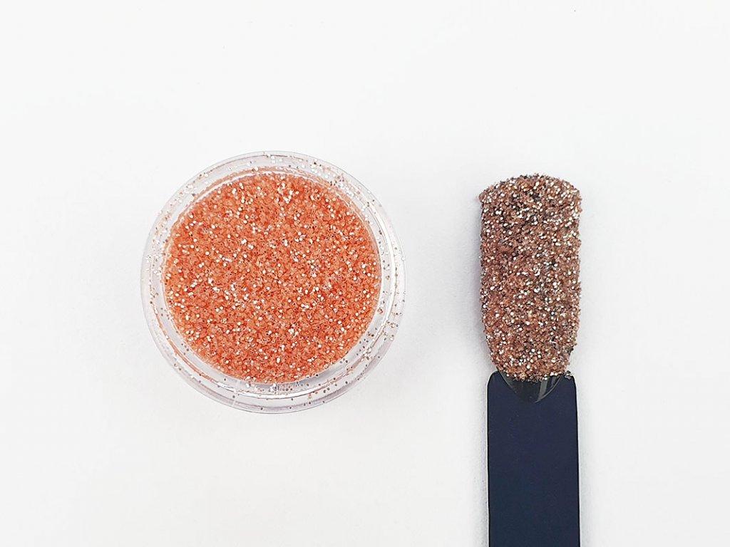 3506 megashine gliter prasok impact impact orange