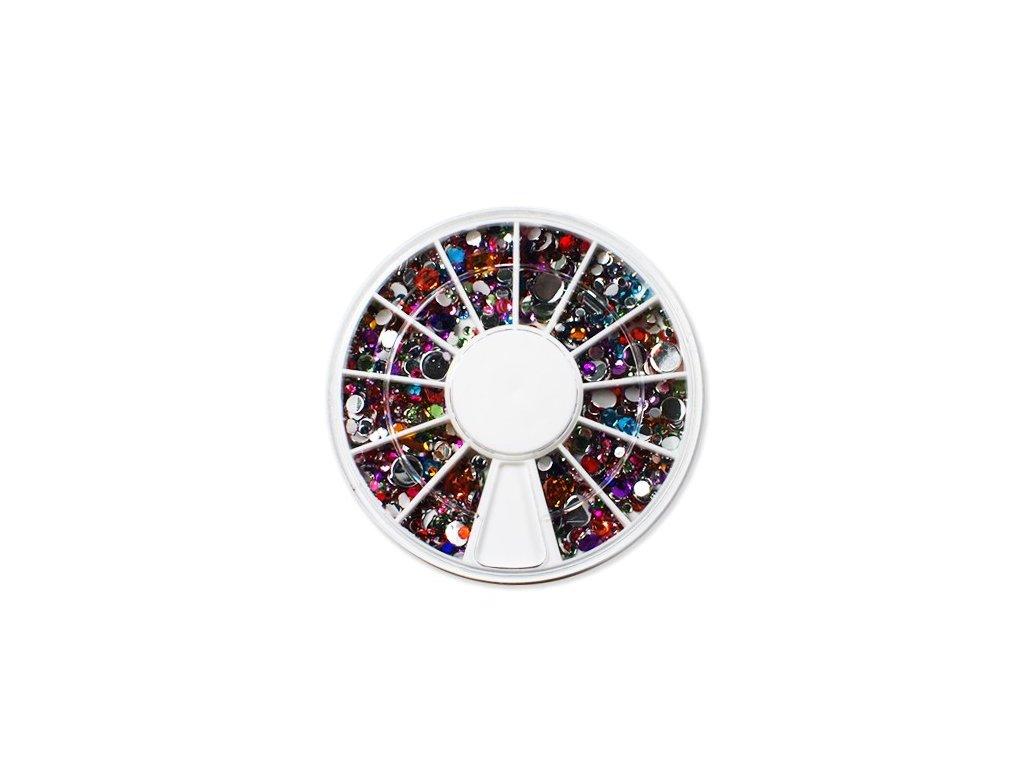 4988 farebne kamienky mix