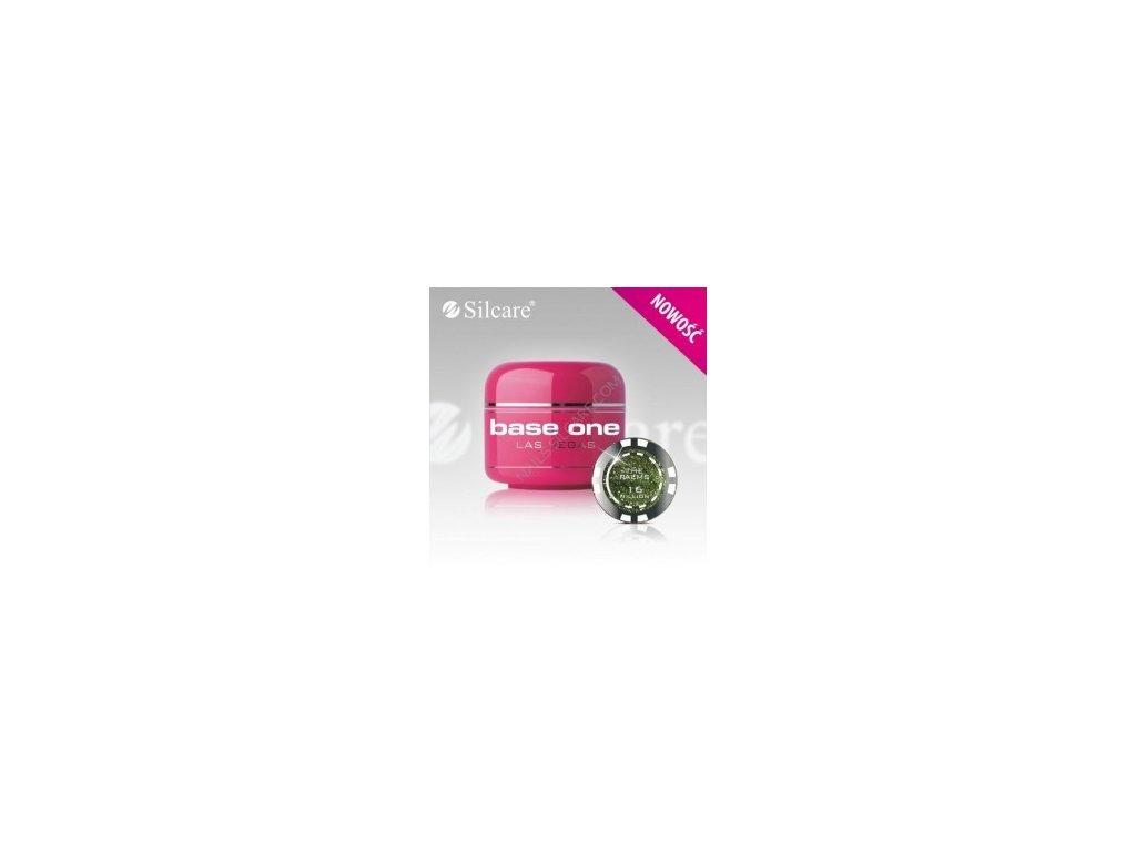 5333 silcare farebny uv gel 5ml las vegas collection 16
