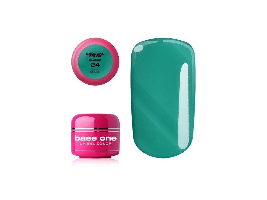 5435 silcare farebny uv gel 5ml noname sea green 24