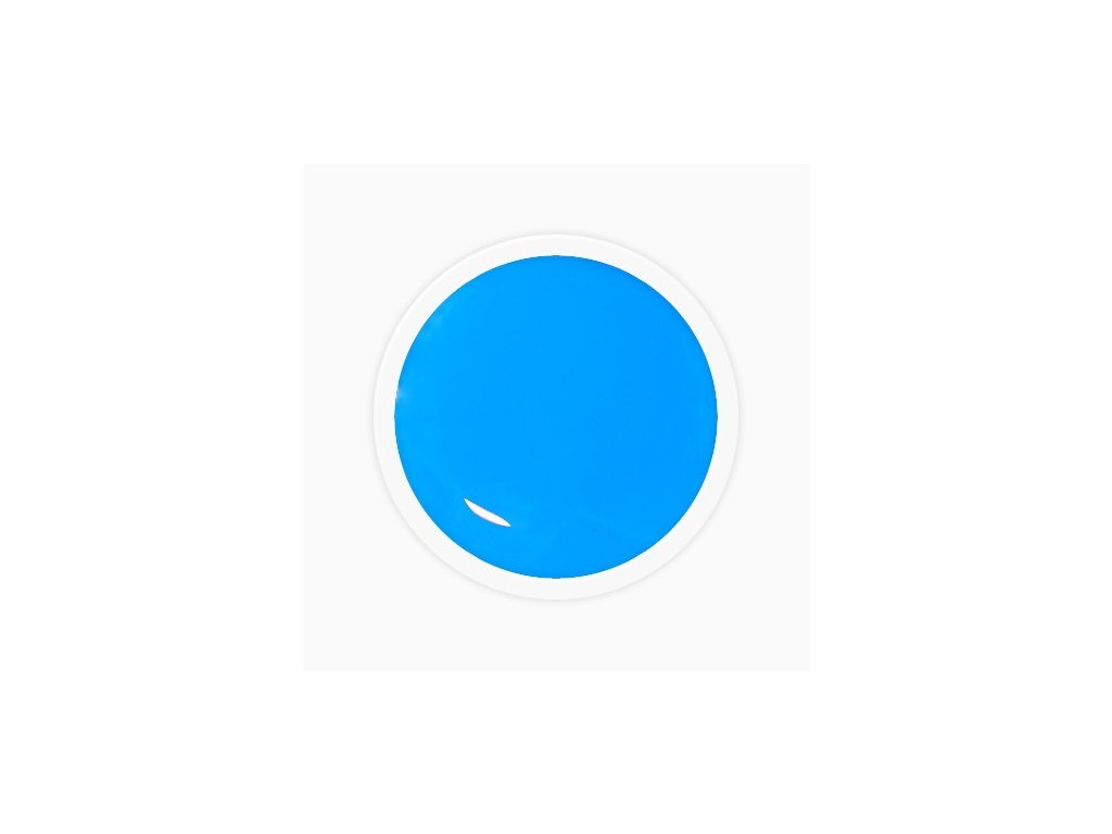 6605 deep sky blue uv gel dreamnails 5ml
