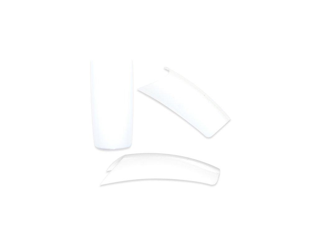 7151 tipy standart bez nal plochy biele 500ks