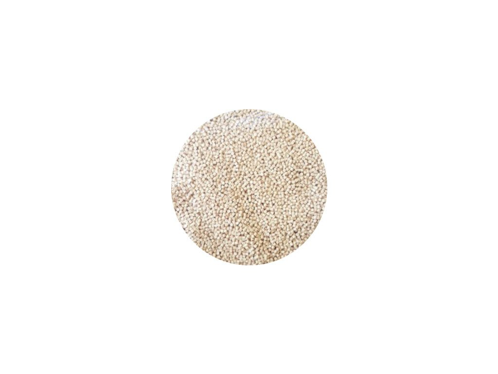 7457 taliansky keratin jemne granulky blond 25g