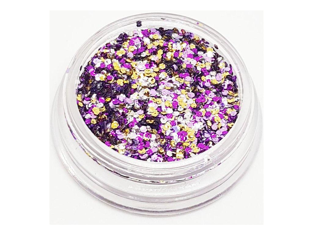 800 disco glitter flamengo 6