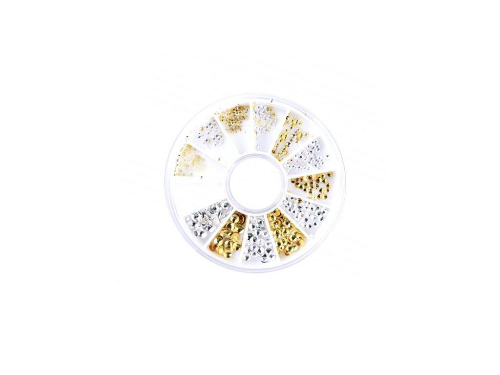 8603 luxusne kamene golden swaro