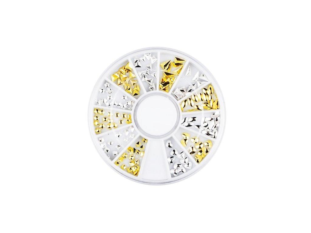 8612 luxusne zlato strieborne ozdoby v kazetke 2
