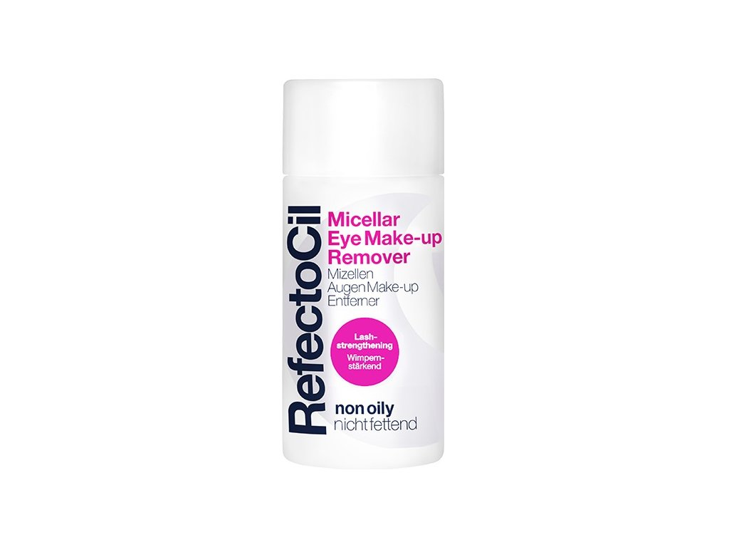 9164 refectocil micellar eye make up remover