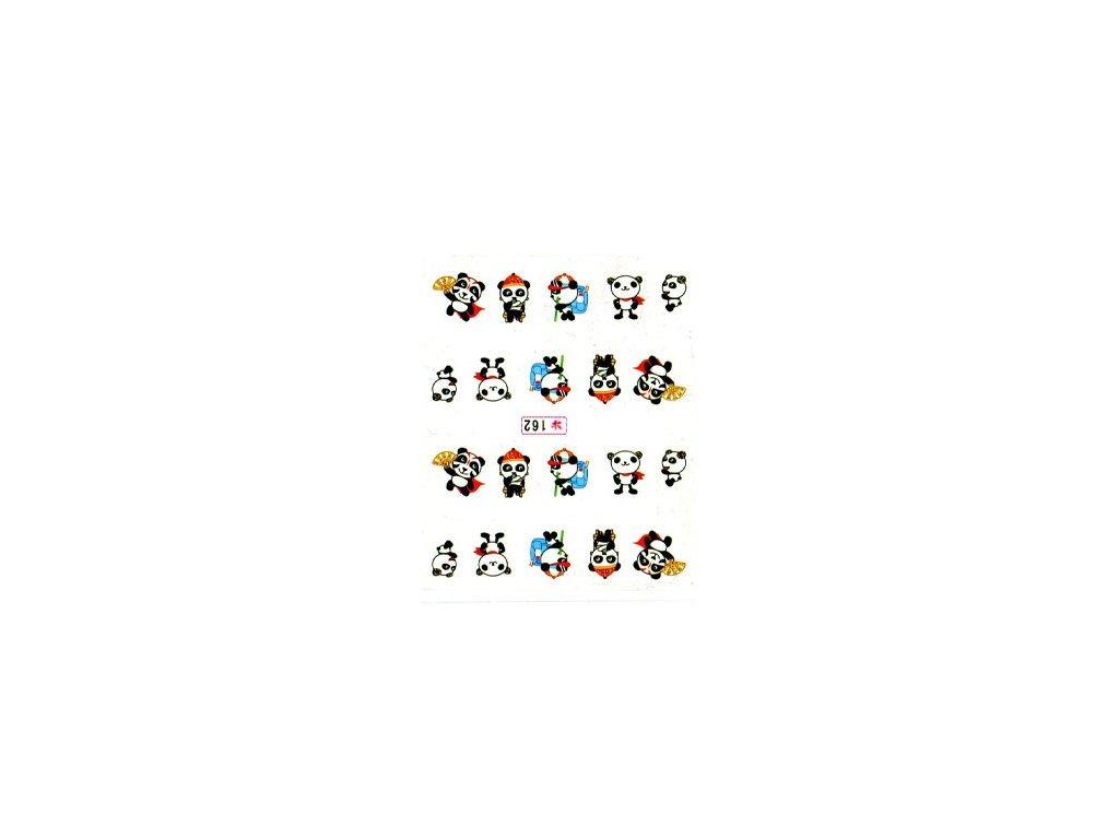 9485 nalepky panda 1