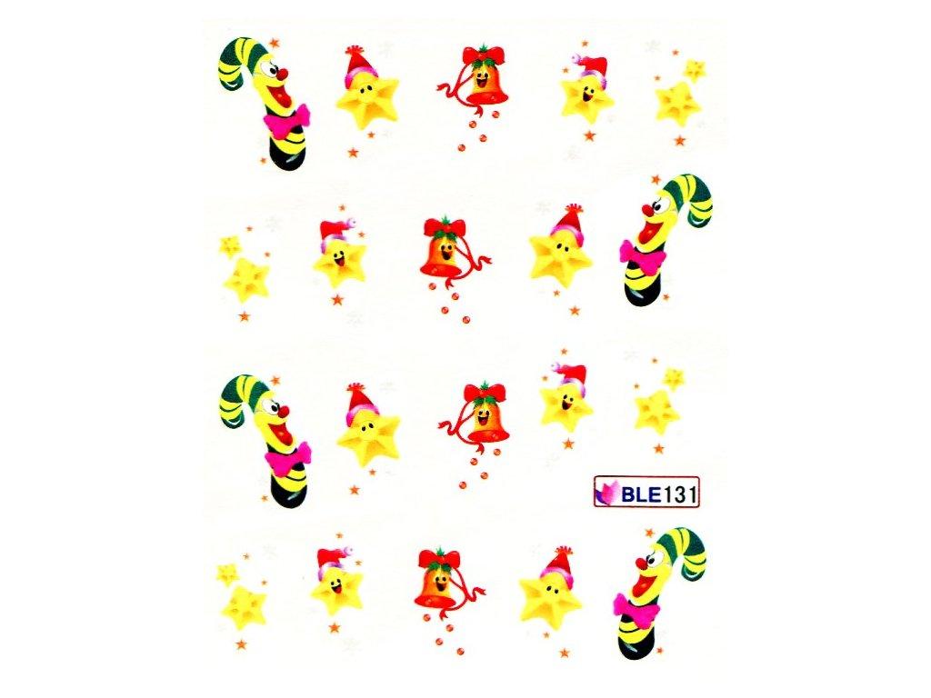 9713 nalepky detska hviezda