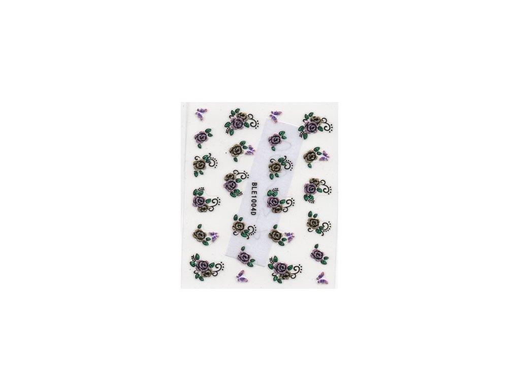 9737 nalepky kvet 7