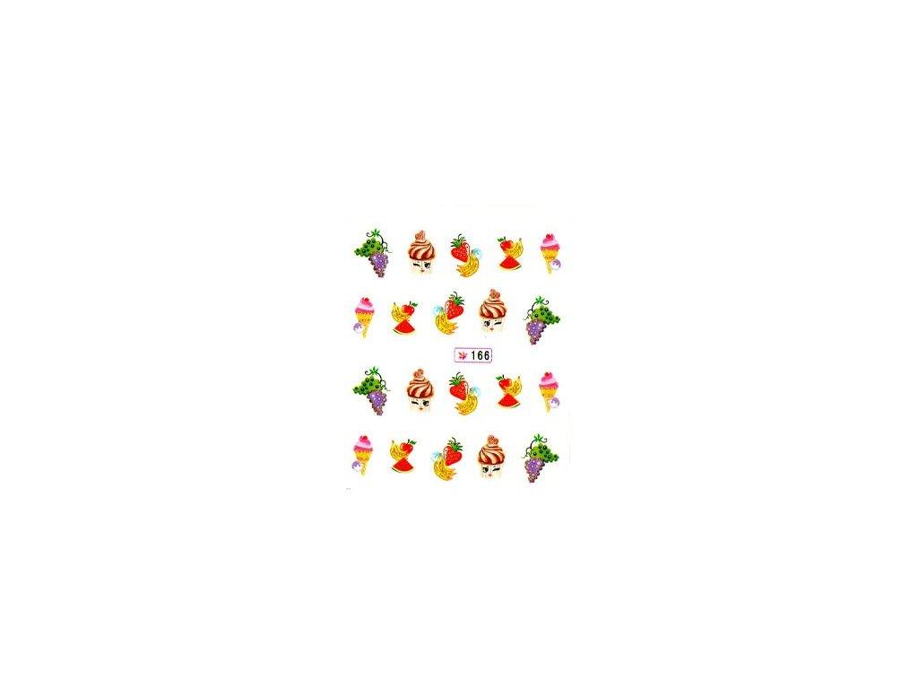 9815 nalepky ovocie 1