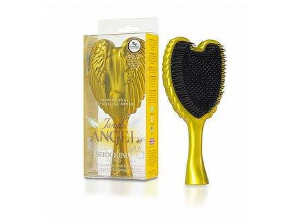 13427 gorgeous gold tangel angel