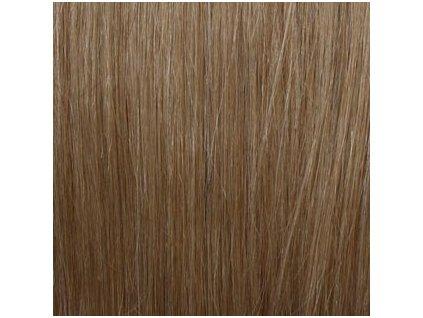 13748 micro loop remy vlasy 60cm 16 svetla hneda