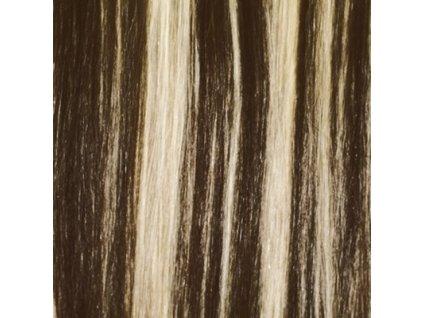 14946 exkluzivne clip in vlasy odtien 2 613 dlhe 60cm vaha vlasov 120g
