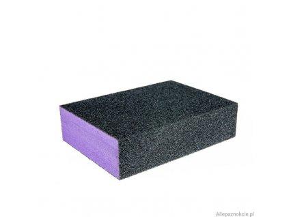 Blok na pedikúru fialový