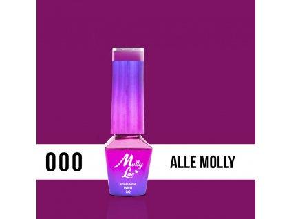 GEL LAK Molly Lac AlleMolly 5ml Nr 000