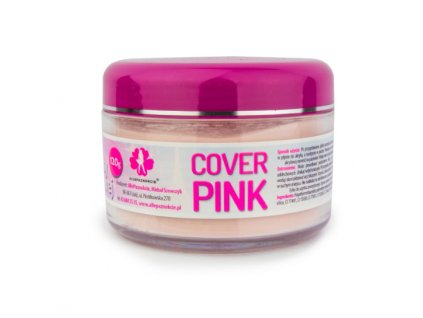 Akryl 120g - Pink cover