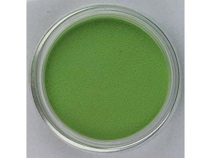 Akrylový prášek army green 5g # 55